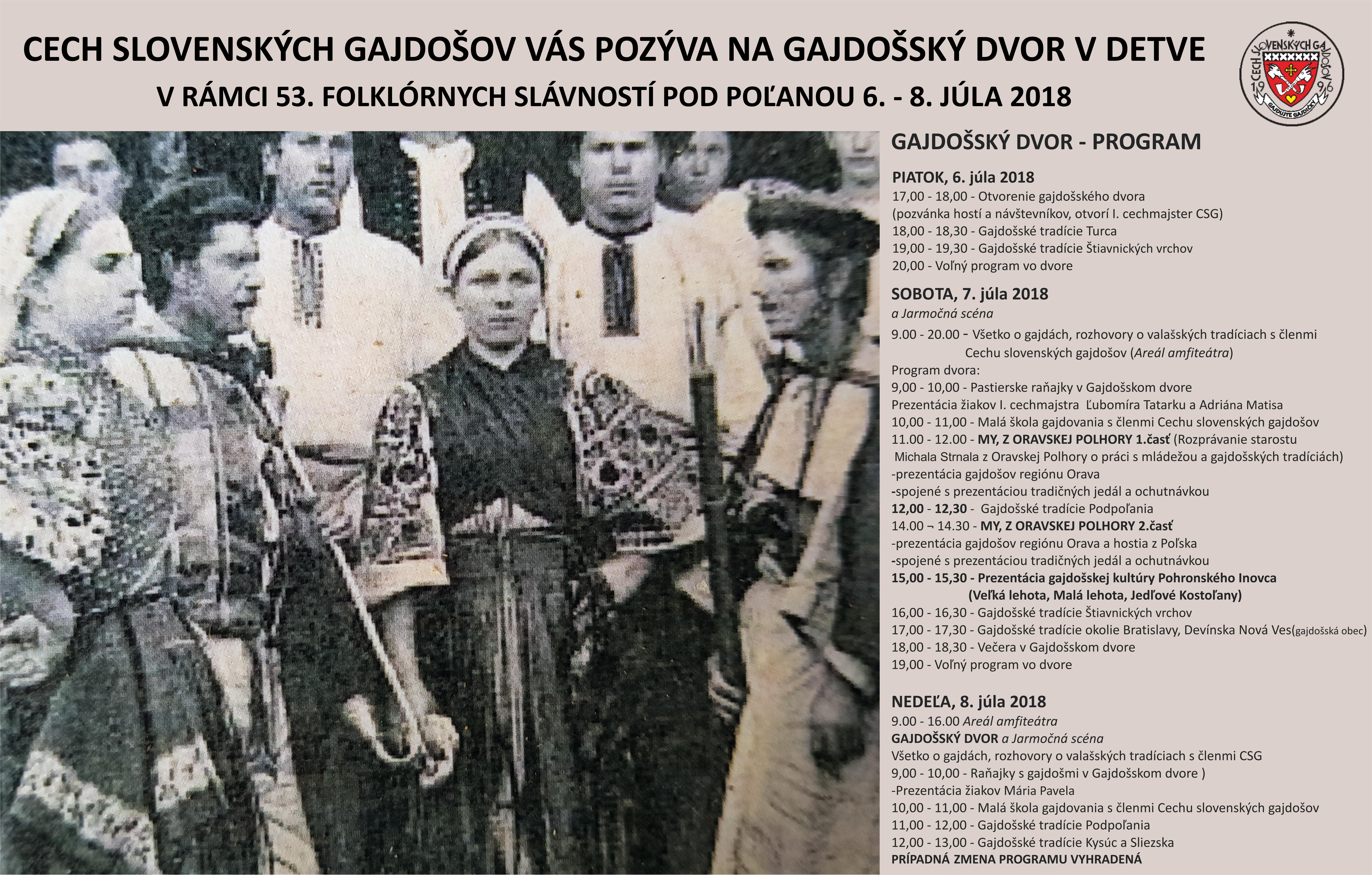 Gajdossky dvor Detva